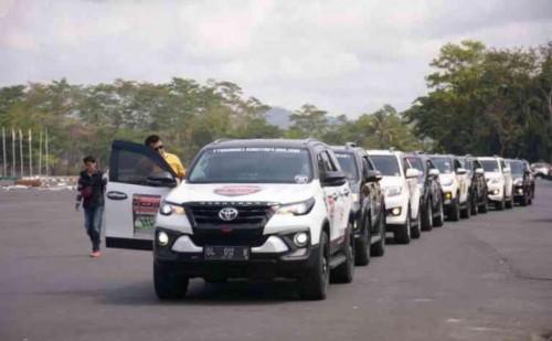 Gandeng Komunitas Otomotif, Bupati Malang Ajak Club Mobil Berwisata ke Kabupaten Malang