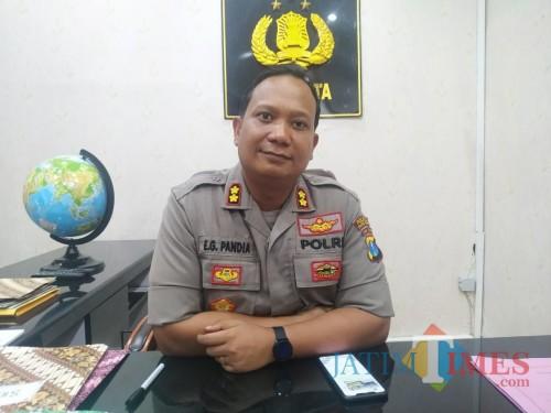 AKBP Eva Guna Pandia / Foto : Anang Basso / Tulungagung TIMES