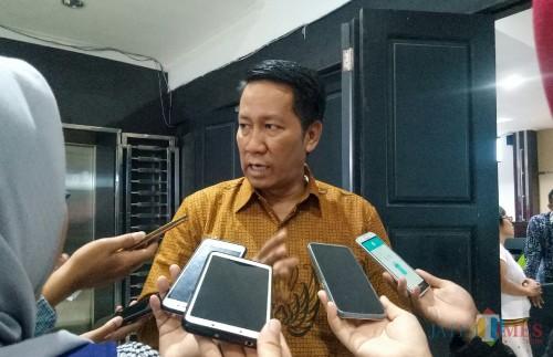 Ketua Badan Legislasi DPR RI 2019–2024 Supratman Andi Agtas. (Foto: Imarotul Izzah/MalangTIMES)
