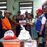 Bupati Jombang Kunjungi Korban Puting Beliung di Desa Nglele