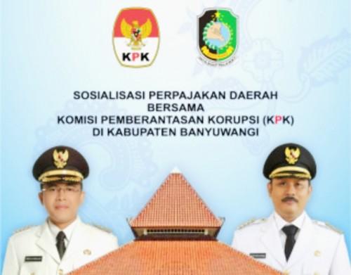 Kerjasama Pemkab Banyuwangi dengan KPK