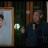 Kenang Istri Tercinta, SBY Nyanyikan Lagu Seruling di Lembah Sunyi