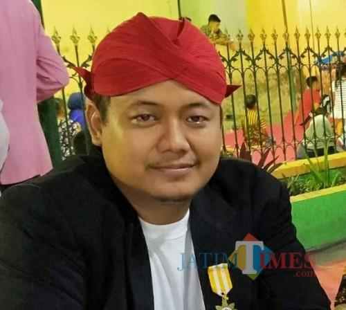 Raden Ali Sodik, ketua LSM Bintang Nusantara Tulungagung / Foto : Istimewa / Tulungagung TIMES