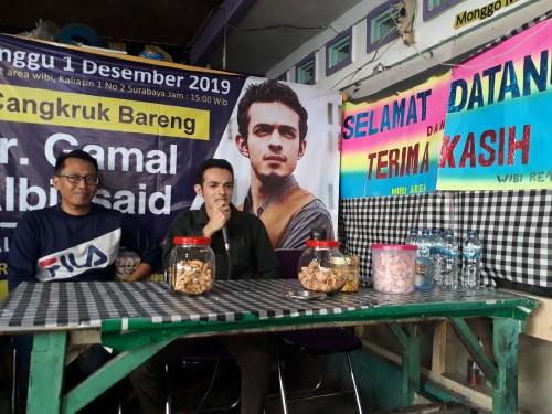 Andalkan Usia Muda, Jubir Prabowo-Sandi ini Siap Maju Pilwali Surabaya