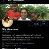 Blunder, Warganet Sebut Klarifikasi Staf Khusus Milenial Jokowi Ini Kayak Buffon dan Peter Schemeichel Selamatkan Gawang