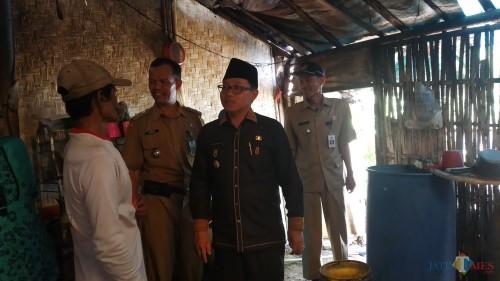 Disentil Provinsi, Wali Kota Malang Tunjukkan Data Penerima Bansos