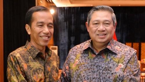 Jokowi & SBY. (Foto: Doc. Setpres)