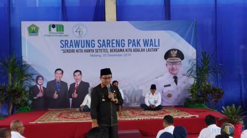 Kekurangan Air Baku, Program SPAM Jadi Prioritas PDAM Kota Malang