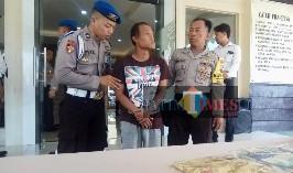 Pemeran 'Onani' di ATM Berhasil Dibekuk Polisi