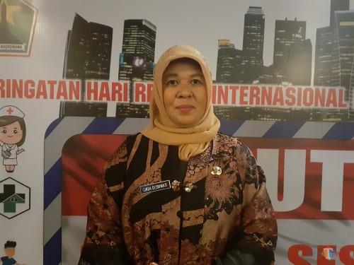 Kepala Bidang Kesehatan Masyarakat (Kesmas) Dinkes Kota Malang, Linda Desriwati (Arifina Cahyanti Firdausi/MalangTIMES)