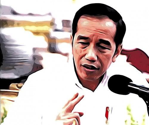 Jokowi tolak wacana presiden 3 periode (@jokowi)