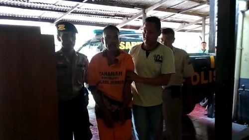 Angkut Spring Bed, Residivis Kembali Berurusan dengan Polisi
