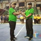 Cari Bibit Unggul, Polres dan Pemkab Gelar Kejuaraan Voli Antar-Klub Se-Jatim