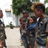 Delapan Anak Jalanan di Kota Blitar Dihukum Baca Pancasila