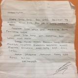 Numpang Makan di Pesta Pernikahan, Pria Korban PHK Ini Tulis Surat Buat Pengantin yang Bikin Haru