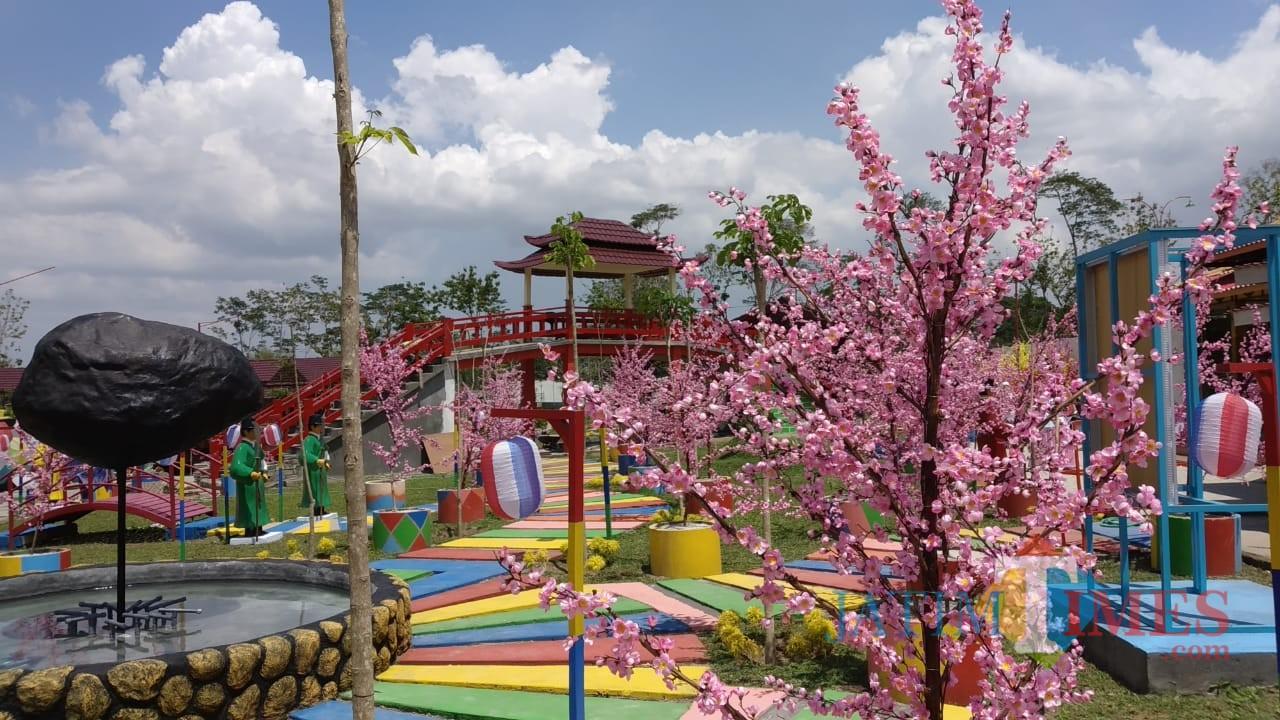 Wisata Korea Fantasy Kabupaten Kediri Layaknya Wisata Seperti