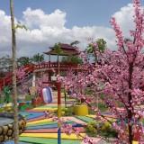 Wisata Korea Fantasy Kabupaten Kediri Layaknya Wisata Seperti Wisata di Negeri Ginseng