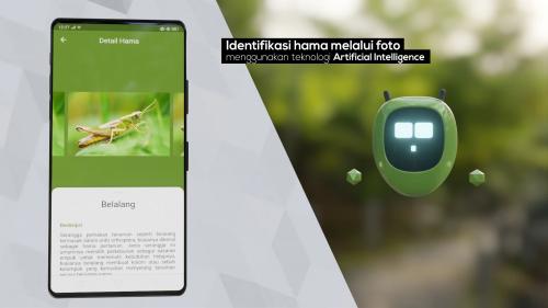Hamagon, Aplikasi Edukatif untuk Petani Atasi Hama