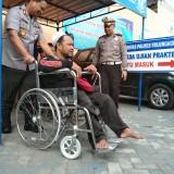 Peringati Hari Disabilitas, Polres Tulungagung Berikan SIM Gratis bagi Difabel