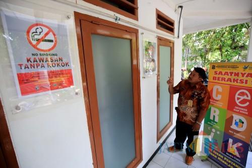 Seluruh Puskesmas di Surabaya Dilengkapi Klinik Terapi Berhenti Merokok
