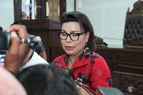 Wakil Ketua KPK RI, Basaria Panjaitan (Arifina Cahyanti Firdausi/MalangTIMES)
