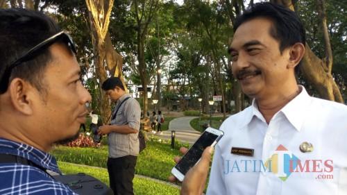 Wali Kota Kediri Usir Utusan KONI Jawa Timur, Ini Alasannya