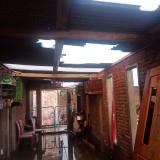 Tiga Hari Diterjang Angin Kencang, Sebanyak 25 Rumah Warga di Kecamatan Singosari Rusak