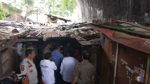 Kolong Jembatan Jadi Tempat Tinggal, Dinsos Kota Malang Kembali Lakukan Penyisiran
