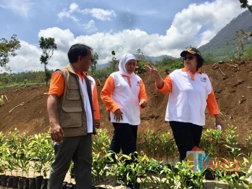 Menteri Lingkungan Jadikan Kota Batu sebagai Unit Percontohan Sistem Usaha Tani Terpadu