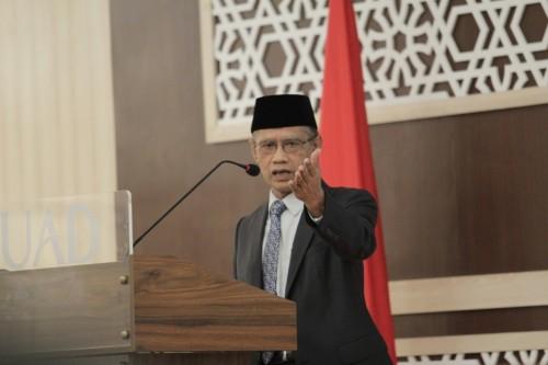 Pak Haedar Mohon Hati-hati  Jebakan Isu Radikalisme, Ada Skenario Benturkan NU-Muhammadiyah