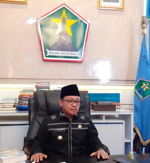 Wali Kota Malang Sutiaji (Arifina Cahyanti Firdausi/MalangTIMES)
