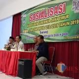 Tak Ingin Ada Gejolak Industrial, Disnaker Gelar Sosialisasi Besaran UMK 2020