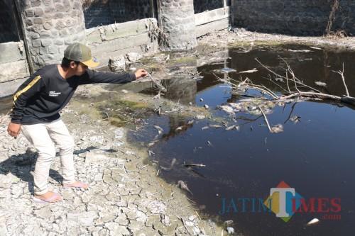 Temuan Pipa 'Siluman' Pembuangan Limbah, Bupati Jombang: Saya Tidak Tau Soal Ini