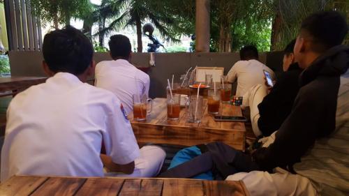 ilustrasi para korban pelecehan terhadap pelajar SMP negeri di Kabupaten Malang