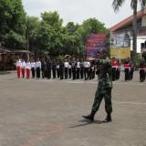 Dalami Peraturan Panglima TNI, UKM Menwa Unikama Gelar Sosialisasi dan Latihan Gabungan PBB