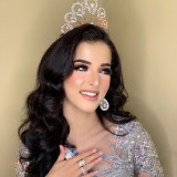 Dikira Miss Universe 2019, Selebgram Ini Membuat Ojol Gagal Fokus