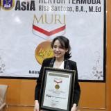 Belum Setahun Pimpin ITB ASIA, Risa Santoso Dinobatkan Rektor Termuda di Indonesia
