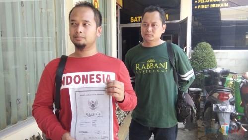 Diduga Serobot Lahan, Pensiunan Guru Agama Dilaporkan ke Polisi