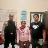 Menipu Pemilik Baju, Wanita Tukang Gendam Asal Kediri Diamankan Di Polsek Campurdarat