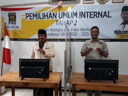 Reni Astuti Raih Suara Tertinggi Penjaringan Internal PKS untuk Bacawali Surabaya