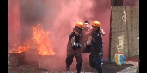 Gara-Gara Petasan untuk Malam Pergantian Tahun Baru, Rumah Warga Ini Terbakar