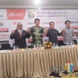 Indonesia Target Juara Umum Bulu Tangkis Asia