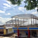 Molornya Pembangunan Pasar Unit Sayur Kota Batu Tahap II Dinilai Dewan Kurang Matang