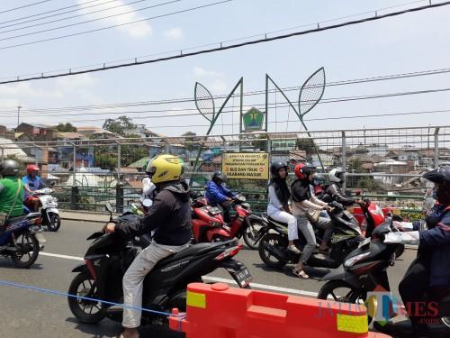 Mulai Minggu Depan, Jembatan Muharto Ditutup Total