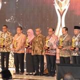 TPKAD Kota Kediri Raih Penghargaan TPKAD Awards 2019
