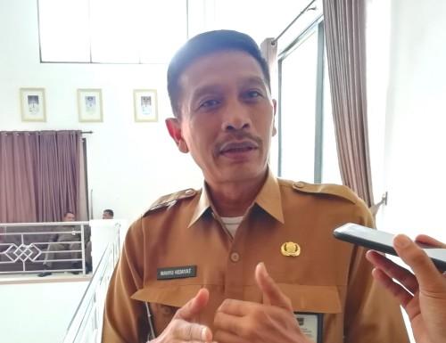 Wahyu Hidayat Kepala DPKPCK Kabupaten Malang (Nana)