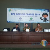 BPS Gandeng Unisba Blitar Sosialisasikan Sensus Penduduk 2020