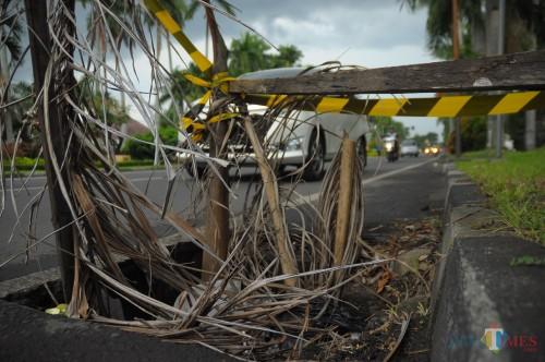 Keterlaluan, Ramp Besi Penutup Drainase di Kota Malang Masih Kerap Dicuri