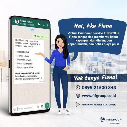 Channel digital baru dari FIFGROUP untuk memberikan layanan terbaik kepada konsumen