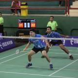 Indonesia Pulangkan Unggulan Teratas Ganda Putra Malaysia U-17